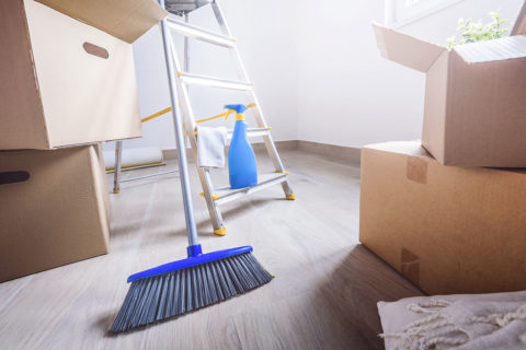 Move In Out Cleaning Service
