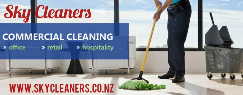 Commercial Cleaning service Auckland